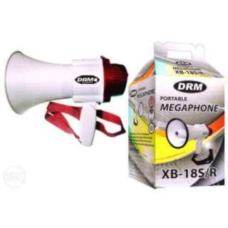 DRM Megaphone XB-18S/R