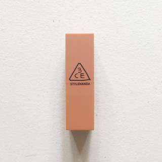 3CE Red Recipe Lip Color in Rows