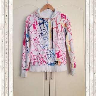 DC hoody jacket