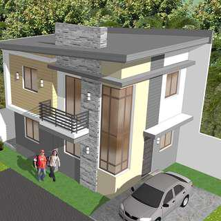 House and Lot in Sunnyside Heights Subdivision, Quezon City 3bedrooms 2toilet and bath