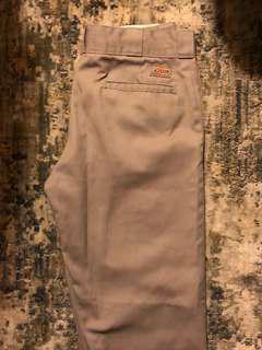 Beige dickies pants size 32