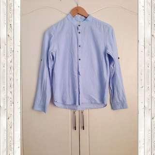 Basic Blue Long sleeves