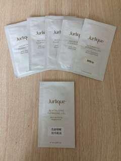 [包郵] $18/6包 Jurlique Nourishing Cleansing Oil+Cleansing Gel (Sample 試用裝)