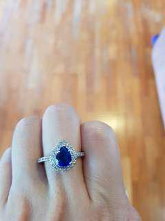 Lovisa Blue sapphire ring