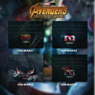 Custom Card Holder design Avengers 6