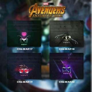 Custom Card Holder design Avengers 5
