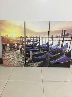 Wall Art (Gondola)