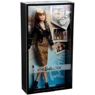 🚚 現貨 The Barbie look city chic 芭比娃娃 街頭時尚 收藏型芭比|Janet Style
