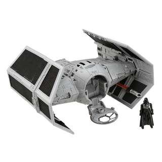 Star Wars Powered by Transformer 01 TIE Advanced x1 w/First Press Bonus