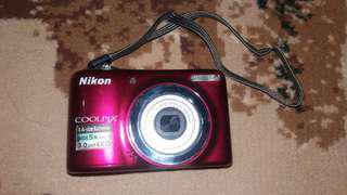 Camera digital NIKON COOLPIX L25