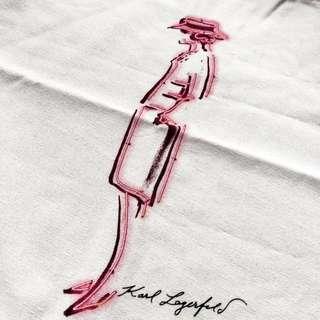 Chanel x Karl Lagerfeld Tote Bag