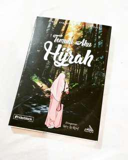 Novel Temani Aku Hijrah