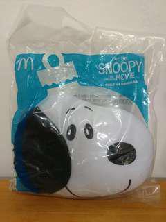 Snoopy & Woodstock cushion