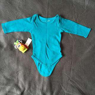 0-3m Baby Girl Romper