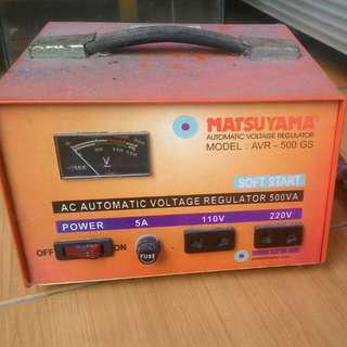 stabiliser power matsuyama