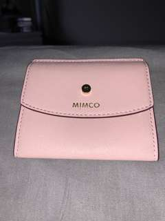 Mimco Coin and Card Pouch