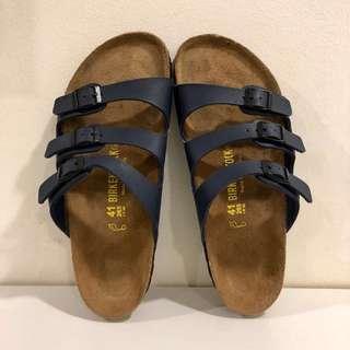 🚚 Authentic Birkenstock men's sandals size 41