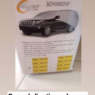 Cover mobil krisbow prestige SUV E
