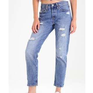 Levis Wedgie Fit Jeans