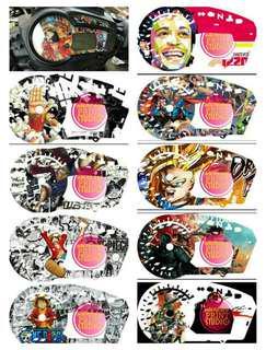 Sticker Meter Y15