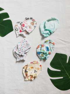 baby mittens set of 5