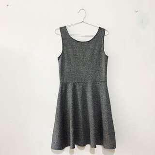 HnM grey dress