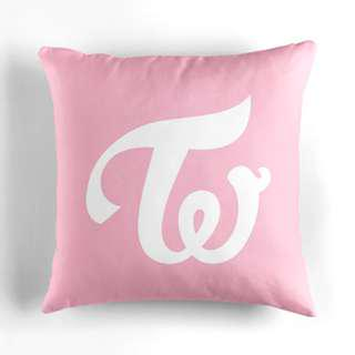 TWICE Decorative Cushion Pillow