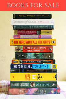 Lots of Books for SALE!