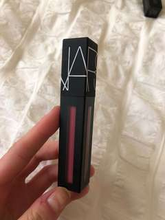 NARS authentic liquid matte lipstick