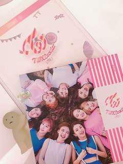 💓原裝正版 Twice coaster lane 1 CD