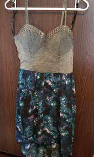 Material girl dress size: large