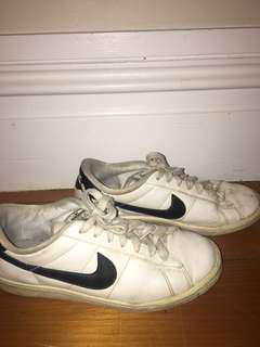 Old school Nike shoes