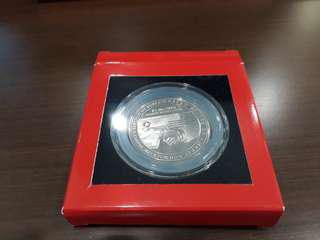 Coin - 2018 North Korea-United States Summit