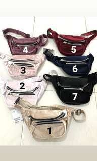 H&M beltbag look a like