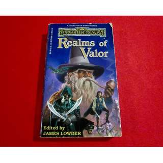 Forgotten Realms: Realms of Valor (Short Stories)