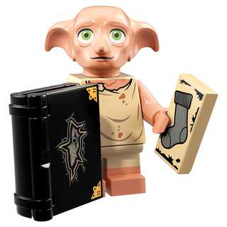 LEGO Harry Potter Minifigures 71022 - Dobby