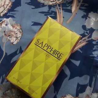 Sapphire Perfume Senswell authentic new