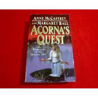 Acorna's Quest by Anne McCaffrey and Margaret Ball