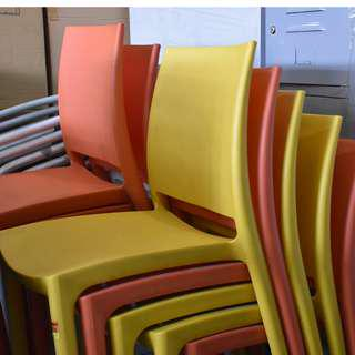 Canteen Plastic Chairs