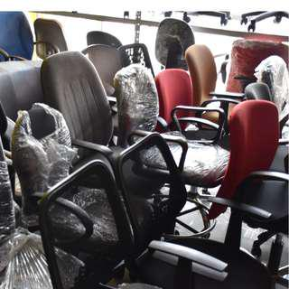 Clerical Chair Second Hand Used