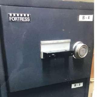 Fireproof Steel Vault Cabinet