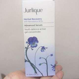 (包郵)jurlique 草本嫩肌精華advanced serum