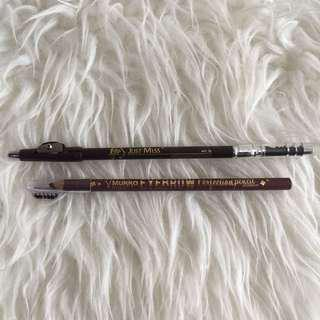 Bundle eye brow