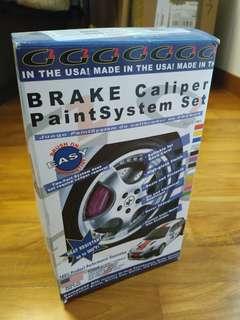 G2 USA Brake Caliper Paint system set Red
