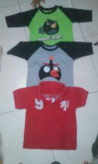 Kaos anak take all