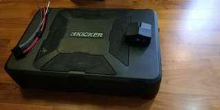 Kicker Hideaway Subwoofer