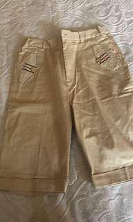 Nicholas bears shorts for 10-12 thn