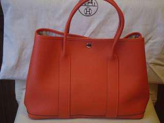LAST REDUCE ⬇️ Hermes Garden Party Bag GP 36 大Size