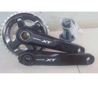 Crank XT FC-M8000 Dual