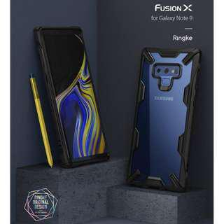 Ringke Fusion X Case For Samsung Galaxy Note 9